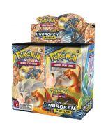 360 stücke Pokemon TCG: Sun & Moon Unbroken Bonds Booster Box Trading Collectibles Karten