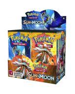 Pokemon-Karten TCG: Sun & Moon Booster Box Trading Card 36 Packungen