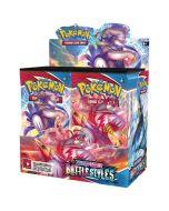 Neue 360 stücke Pokémon TCG: Sword & Shield-Battle Styles Ärmelt Booster Pack