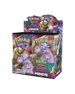 Pokemon TCG: Unified Minds Sealed Booster Box Kollektionierbare Handelskarten 36 Packungen