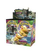 360 stücke Pokemones TCG: Sword & Shield lebhafte Spannung Booster Box English Game Trading Cards-36 Packs