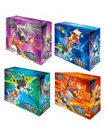 2021 Neue 4x360 stücke Pokemon TCG: Shining Chips Booster Box Trading Card Spiel Sammlung Spielzeug