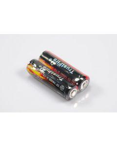 TrustFire Protected 3.7V 900mAh wiederaufladbare Li-ionen 14500 Batterie (1 Paar)