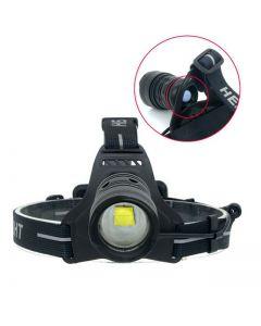 CREE XHP70 30W Led Scheinwerfer Scheinwerfer 6800lm zoom Stirnlampe