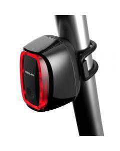 MEILAN X6 Smart Fahrrad Rücklicht Fahrrad Rücklicht USB Wiederaufladbar Wasserdichte Fahrradbremse Sicherheit Warnin LED Rücklicht