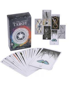 Das wilde unbekannte Tarot-Deck und der Reiseführer