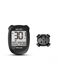 Meilan M3 MINI GPS Fahrradcomputer Fahrrad GPS Tachometer Geschwindigkeit Höhe DST Fahrzeit Drahtloser Fahrradcomputer