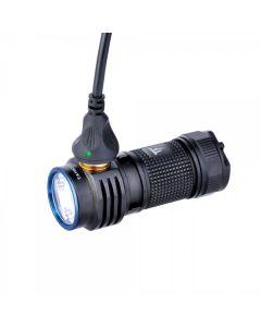 TrustFire MC1 Baton CREE XP-L HI 00 Lumen LED Compact Mini EDC Taschenlampe Schlüsselanhänger Torch