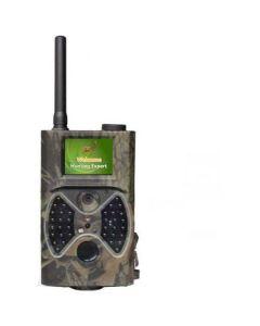 HC-300m 12MP 1080p Nachtsicht-Jagdfallen GPRS-Scouting-Infrarot für Trail-Jagd-Kamera