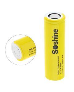 Soshine IMR 21700 Batterie 3.7V 14.8WH 4000mAh Li-Ion Akku