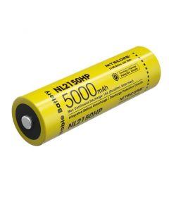 NITECORE NL2150HP 5000mAh 3.6V 18Wh 21700 Li-Ionen Akku