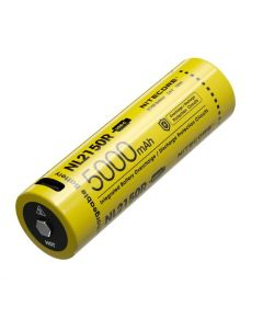 NITECORE NL2150R 5000MAH 3.6V 18WH 21700 USB-C Li-Ion-Wiederaufladbare Batterie
