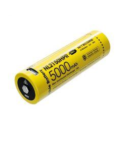 NITECORE NL2150HPR 5000mAh 3.6V 18Wh 21700 USB-C Li-Ionen Akku