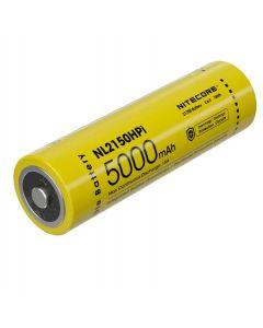 NITECORE NL2150HPi 5000mAh 3.6V 18Wh 21700 Li-Ionen Akku