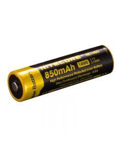 Nitecore NL1485 850mAh 14500 3.7V 3.1Wh Li-Ionen Wiederaufladbare Batterie