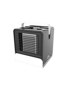 USB-Mini-tragbare Klimaanlage Luftbefeuchter-Reiniger Leichtes Desktop-Luftkühlungsventilator Luftkühler-Lüfter für Büro-Zuhause