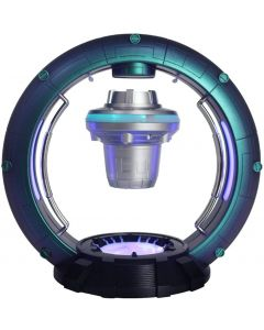 Magnetschwebelautsprecher, rotierender schwebender Lautsprecher Tragbarer Bluetooth-Lautsprecher Cooles kreatives Kunstdesign schwebender Bluetooth-Lautsprecher