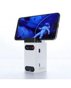 Bluetooth Virtuelle Laser-Tastatur-Wireless-Projektion-Mini-Tastatur tragbar für Computer-Telefon-Pad-Laptop mit Mausfunktion