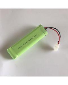 NI-MH 8,4V SC * 7 2500mAh RC White Plug Battery Pack