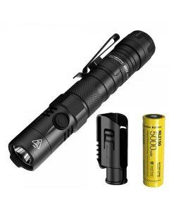 Nitecore MH12 V2 CREE XP-L2 V6 LED 1200 Lumen 21700 Batterie-Taschenlampe