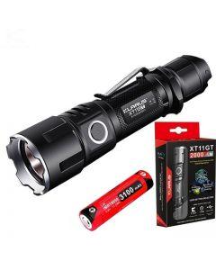 KLARUS XT11GT CREE XPH35 HD E4 2000 LUMEN LED-Taschenlampe