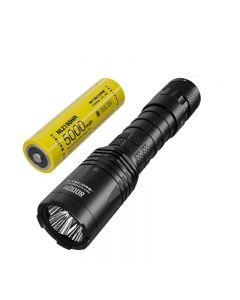 NITECORE I4000R 4 x CREE XP-L2 V6 LEDs 4400 Lumen 21700 Batterie-Taschenlampe