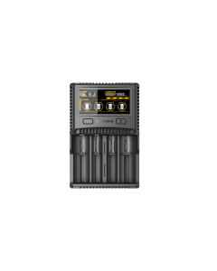 Nitecore SC4 reliable smart charger