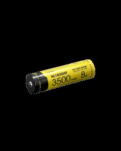 NITECORE NL1835HP 3500MAH 3.6V 12.6WH 8A Hochleistung 18650 Batterie