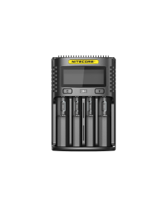 NiteCore UM4 intelligenten USB-Dual-Slot Ladegerät