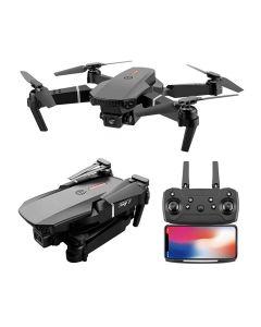 E88 Professionelle Mini WIFI HD 4k Drohne mit Kamera Hight Hold Mode Faltbarer RC Flugzeug Hubschrauber Pro Dron Spielzeug Quadcopter Drohnen
