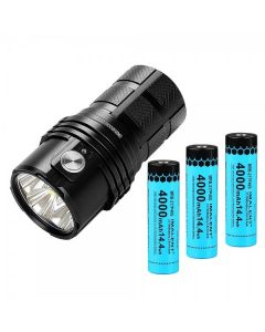 IMALENT MS06 6 CREE XHP70.2 25000 Lumen LED Taschenlampe