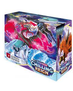 360pcs Pokémon Sammelkartenspiel: Schwert & Schild Chilling Reign Booster Display Box Sammlung Kartenspiel Spielzeug Kinder Geschenk
