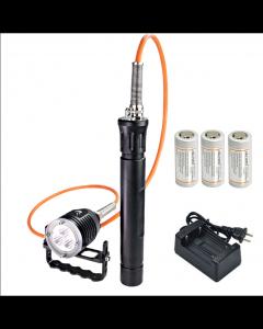 ARCHON DH30 II & WH36 II 3 * CREE XM-L2 U2 3-Modi 3600-Lumes 0m LED Kanister Tauchen Licht