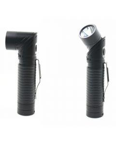 USB aufladbare LED CREE XM-L T6 700 Lumen einstellbar-Scheinwerfer Magnet Taschenlampe Taschenlampe