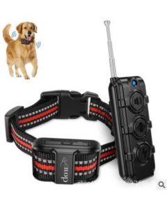 Hundewanderer Electronic Hunde-Trainingsgerät Vibration Training Hund Fernbedienung Hund Trainingsgerät Korrigieren schlechter Gewohnheiten