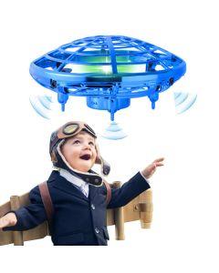 UFO Fliegende Ballspielzeug, Schwerkraft, die handgesteuerte Suspension Hubschrauberspielzeug, Infrarotinduktion Interactive Drohne Indoor Flyer Spielzeug