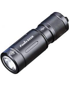 Fenix E02R Cree XP-G2 S3 weiß LED 200 Lumen USB wiederaufladbare Schlüsselanhänger Taschenlampe