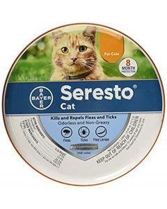 Seresto Floh & Tick Kragen für Katzen, alle Gewichte & Größen