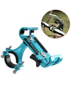 Aluminium Alloy Handy Holder steht für Fahrrad Motorrad Metall Mountainbike Road Phone Holder
