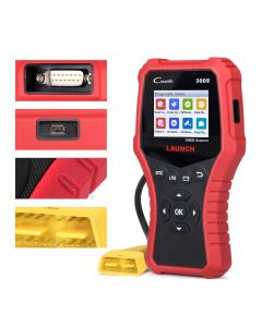 LAUNCH X431 CR3008 OBD2 Scanner Motorcodeleser OBD Auto Diagnose Tool Mehrsprachiges kostenloses Update ODB2 Automotive Scanner