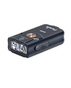 Fenix E03R 260 Lumen LED EDC USB wiederaufladbare MINI Key Light Taschenlampe