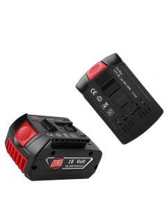 2020 18V Akku für Bosch 18V Batterie Backup Portable Ersatz für Bosch BAT609