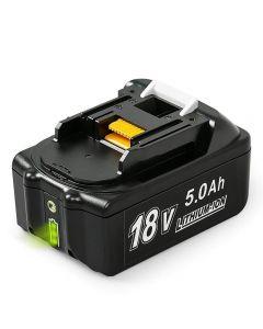 Neue ersetzen Makit e 18V Lithium Hohe Nachfrage 4.0Ah wiederaufladbare Batterie für Milwaukee BL1840 BL1860 Ersatz Werkzeug Teig