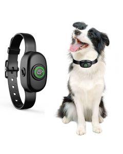 400m Electric Hunde-Trainingskragen PET-Fernbedienung wasserdicht aufladbar für alle Größe Barke-Halt-Halsbänder
