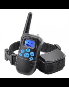 Neue 998DRB 300M Remote Electric Dog Collar Shock Vibration Wiederaufladbare Regenschutzhund-Trainingskragen mit LCD-Display