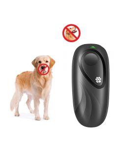Selbstverteidigungsbedarf Tragbare Starke Ultraschallhund-Chaser Haltestelle Tierangriffe Persönliche Verteidigung Infrarot-Hundetriebshundtraining