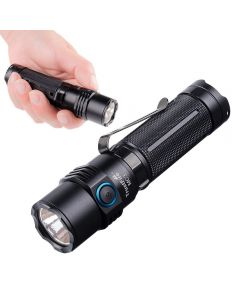 TrustFire MC3 CREE XHP50 2500 Lumen LED-Taschenlampe USB-Magnet-Ladetasche 21700 Wiederaufladbare Licht IP68 Wasserdichte EDC-Handlampe Arbeitsscheinwerfer