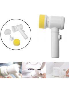 Handheld elektrische Reinigung Pinsel Power Scrubber Pinsel Schnurlos Reinigungsbürste für Badezimmer Wanne Küche Haushaltsreinigungswerkzeuge