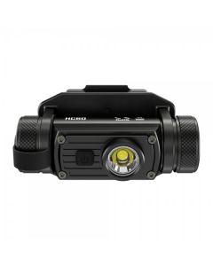 Nitecore HC60M CREE XM-L2 U2 00 Lumen LED USB Wiederaufladbarer Scheinwerfer mit 3400mAh 18650 Akku