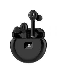 Tws Bluetooth 5.0 Kopfhörer 400mAh Ladebox drahtlose Kopfhörer 9D Stereo Sport Wasserdichte Ohrhörer Headsets mit Mikrofon